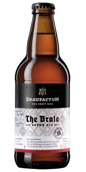 BRAUFACTUM THE BRALE Logo/Marchio