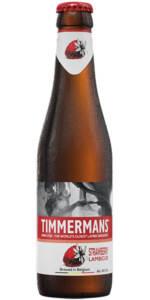 TIMMERMANS STRAWBERRY LAMBICUS - Birra confezione