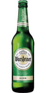 Birre WARSTEINER HERB confezione