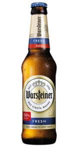 Birre WARSTEINER PREMIUM FRESH SENZA ALCOOL 0.0% confezione