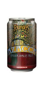 FOUNDERS AZACCA IPA - Birra confezione