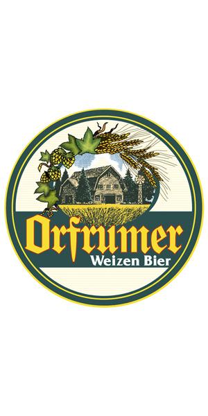 ORFRUMER HEFEWEIZEN Logo/Marchio