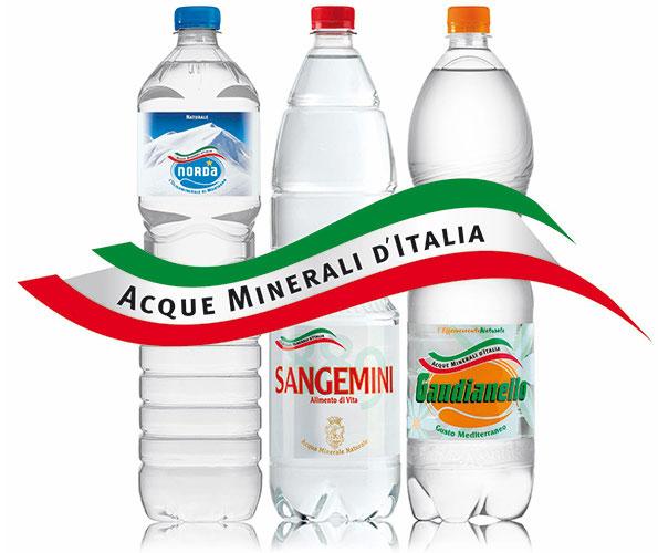 Minerali Acque Italia Acque Minerali D'italia Tutto Food Sangemini Gaudianello Norda Punte Interviste Fiere