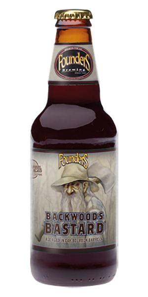 FOUNDERS BACKWOODS BASTARD Logo/Marchio