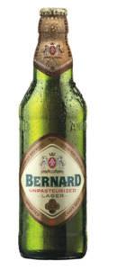 BERNARD BOHEMIAN LAGER - Birra confezione