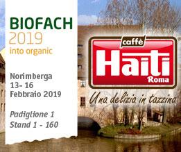 L'Espresso Italiano Certificato di Caffè Haiti Roma nel cuore pulsante del biologico ed equosolidale