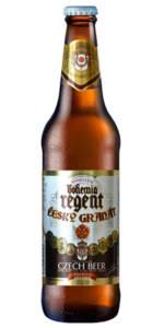 BOHEMIA REGENT CZECH GARNET - Birra confezione