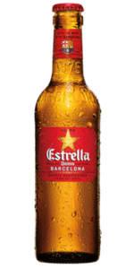 ESTRELLA DAMM - Birra confezione