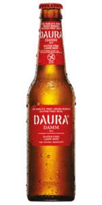 Birre DAURA DAMM GLUTEN FREE confezione