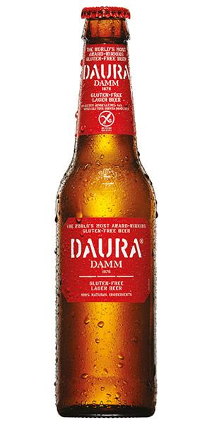 DAURA DAMM GLUTEN FREE Logo/Marchio