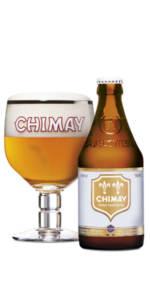 CHIMAY BIANCO (CINQ CENTS 75CL.) - Birra confezione