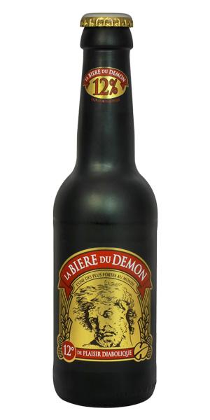 LA BIÈRE DU DÉMON Logo/Marchio