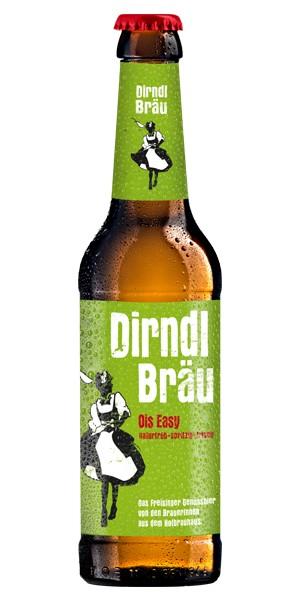 DIRNDL BRÄU OIS EASY Logo/Marchio
