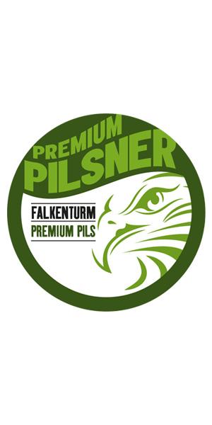 FALKENTURM PREMIUM PILS Logo/Marchio