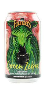 FOUNDERS GREEN ZEBRA - Birra confezione