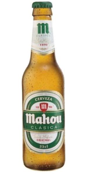 MAHOU CLÁSICA Logo/Marchio