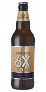 Birre WADWORTH 6X GOLDEN ALE GLUTEN FREE confezione