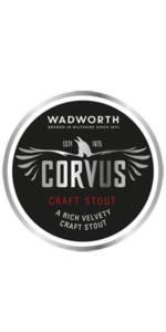Birre WADWORTH CORVUS STOUT confezione