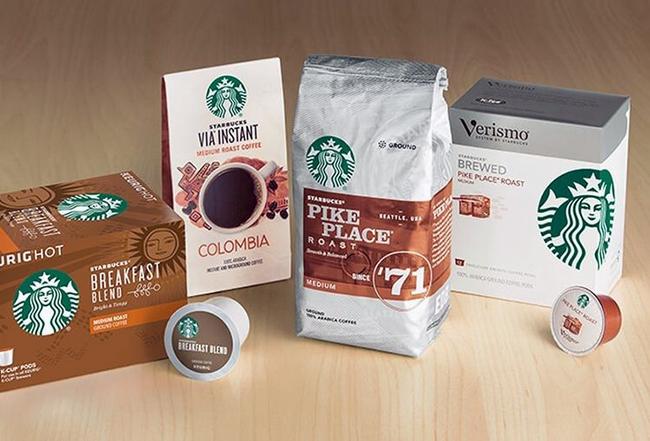 Marchio Nuovo Prodotto Nuova Linea Starbucks Lancio Nestlé Internazionale