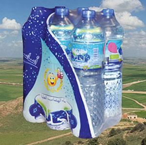 SMI: tecnologia avanzata per imbottigliare la purezza dell'acqua Lejdar