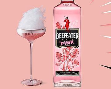I Gin rosa non si fermano più. Anche Beefeater ha la sua versione in Europa
