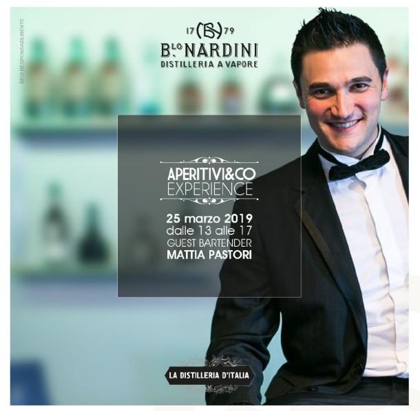 Bortolo Nardini Aperitivi&co Experience Experience Sesta Nardini Distilleria Eventi Spirits Aperitivi