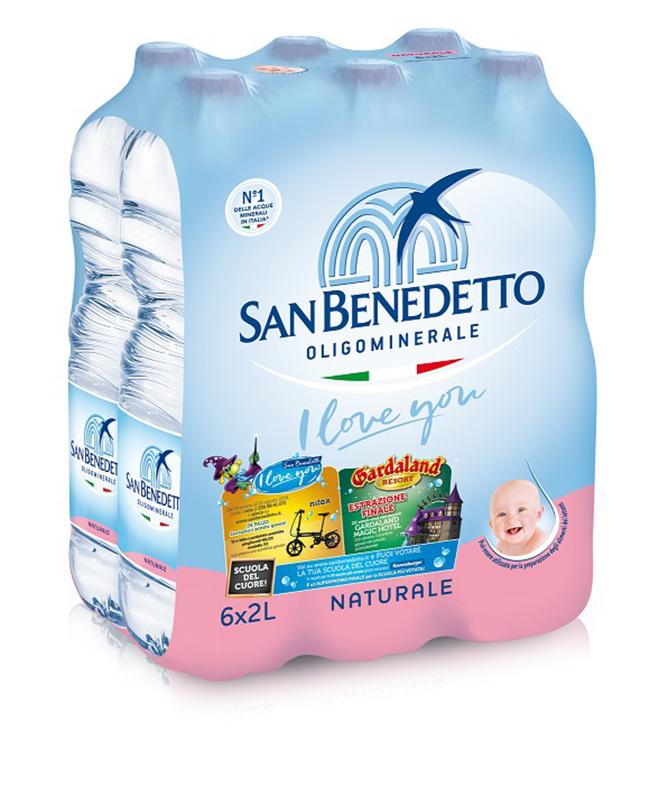 Acqua San Benedetto Love San Benedetto Concorso Acque Minerali Concorso