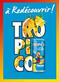 Succhi Tropico Stanno Coca Cola Cambiando