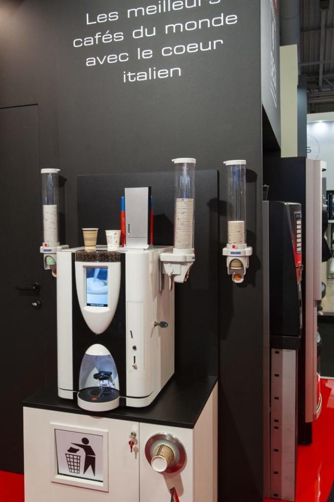 Assoluto Espresso Francia Macchine Caffè Espresso Caffè Covim Covim Superba Eventi Vending Vending Paris Sistema