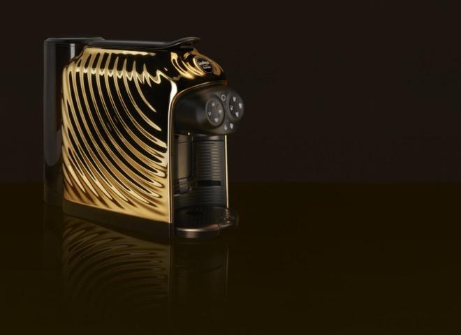 Lavazza Deséa Golden Touch by Gufram_black