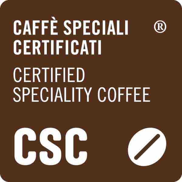logo C.S.C. - Associazione Caffè Speciali Certificati