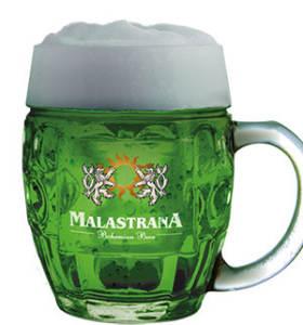 MALASTRANA GREEN LUCKY DROP - Birra confezione