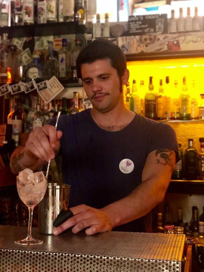 Bar Avio - Cocktail Bar - Barone Rampante