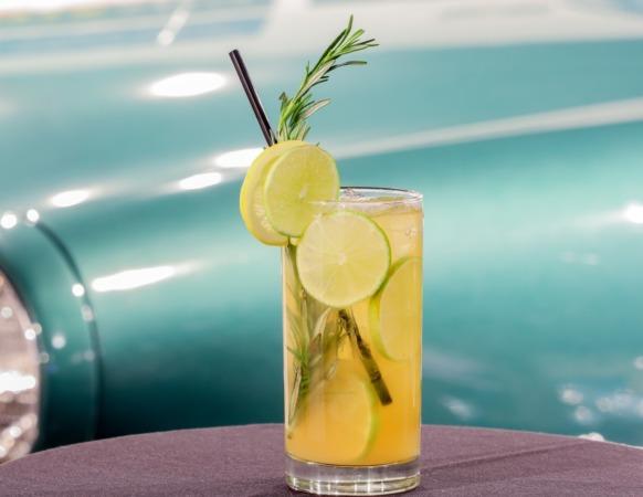 9. Sparkling cocktails (Pixabay)