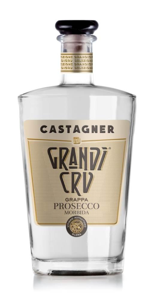 Castagner Grandi Cru - Grappa di Prosecco Morbida
