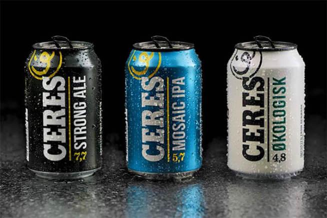 Bcube Strong Ale Ceres Firmato Ipa Lattina Birre Lattine Birra Spot Pubblicità Birre
