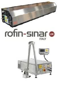 logo Rofin-Sinar UK Ltd.