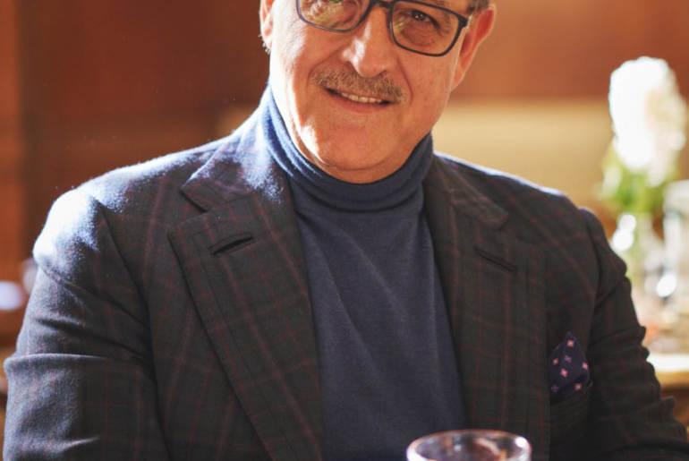 """Salvatore Calabrese """"The Maestro"""" - foto by Martino Dini"""
