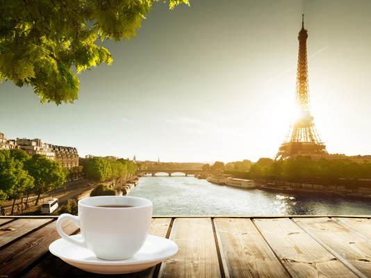 Vale Caffè Mercato Caffè Francia Vendite Caffè Mercato Aumento Pubblico Consumo Caffè Francia Mercato Caffè Parigi