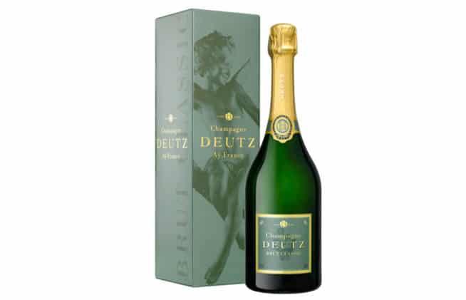 Invita Estate Brindare Deutz Brut D&c Classic Champagne Eurofood Deutz Brut Classic