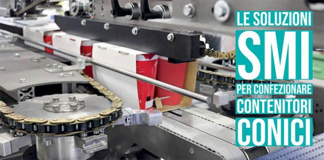 Conici Confezionare Imballaggio Mp Ergon Smi Group Confezionatrici Soluzioni Contenitori