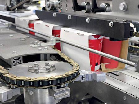 Le soluzioni SMI per confezionare contenitori conici