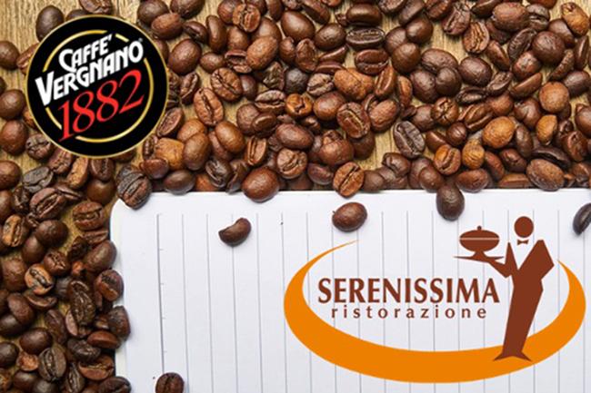 Pausa Serenissima Ristorazione Ristorazione Vergnano Caffè Vergnano Partnership Serenissima Sceglie Caffè
