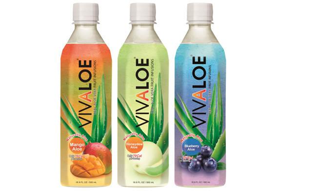 Vivaloe Aloe Vera Drink Naturale D&c Eurofood Freschezza