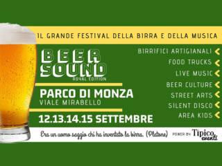 BeerSound: il grande festival delle birre artigianali al Parco di Monza