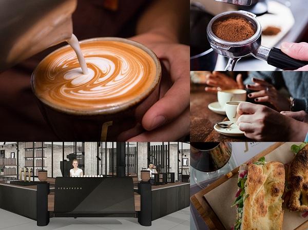 Segafredo Mercato Select Locali Mzbg - Massimo Zanetti Beverage Group Globale Franchising Concept Segafredo Select Coffee Shop / Caffetterie