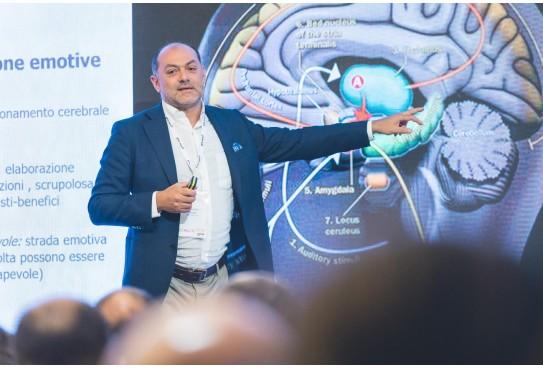 Vincenzo Russo, docente di psicologia e neuromarketing all'Università IULM