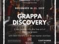 Grappa Discovery: tre distillerie con Dom Carella alla conquista di Hong Kong