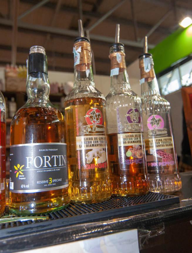 Rum del Paraguay, Rum al ginseng, Rum alle spezie, Rum al pepe rosa