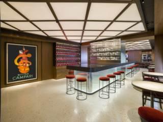 Il nuovo rito del Camparino: iconici cocktail e l'ideazione del Pan'cot